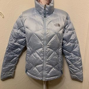 The North Face 550 down jacket